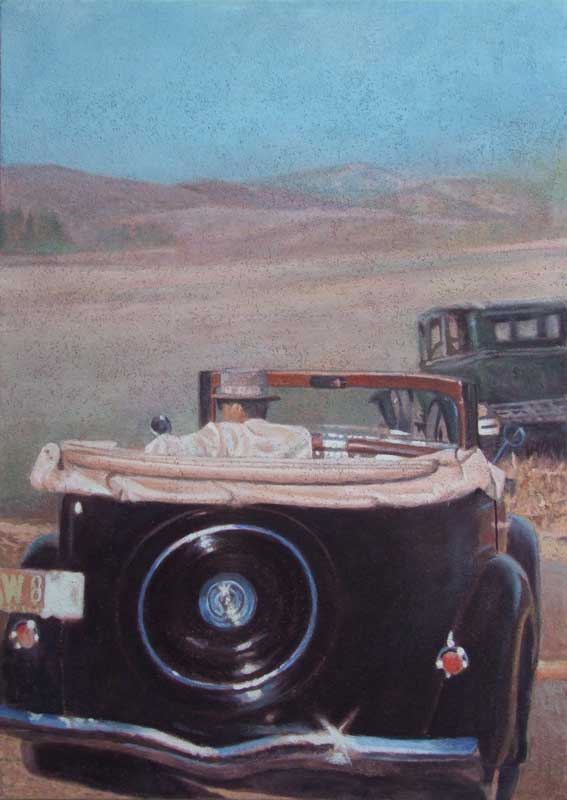 Californie  119 x 85  Claude GAZIER 2014 bd