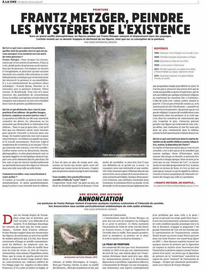Petit bulletin 3