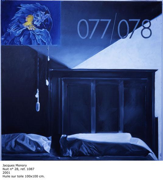 MONORY - Nuit n 28, ref. 1087, 2001